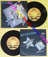 LP 45 7'' BOB MCGILPIN Superstar 1978 italy DERBY DBR 10132 no cd mc dvd *