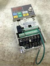 OMRON INVERTER 1.6A AC DRIVE 3G3MV-C2002 3G3MVC2002