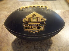 Troy Aikman Signed Hall of Fame Football Canton Ohio To Brandon