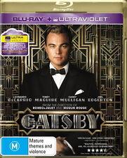The Great Gatsby -  Drama - NEW Bluray