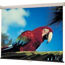 """Projection Screen - Draper Luma -- Matte White 60"""" x 60"""" ---- New in Box !!!!"""