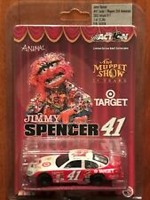 Jimmy Spencer #41 Muppet 25th Anniversary '02 Dodge Intrepid R/T 1/64 Action NIB