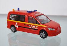 Rietze 52710 1:87 - Volkswagen Caddy Maxi 11 flughafenfeuerwehr Köln-Bonn -