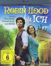 BLU-RAY NEU/OVP - Robin Hood & ich - Nadja Becker & Pasquale Aleardi