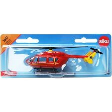 Siku 1647 helicopter Country air ambulance red 1:87 new