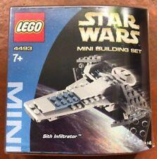 LEGO Star Wars Sith Infiltrator (4493)