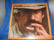 "JIM CROCE- ""Time In A Bottle Jim Croce's Greatest Love Songs"" Vinyl LP-[INV-36]"