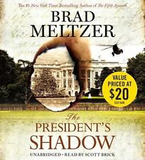 The Culper Ring: The President's Shadow by Brad Meltzer (2015, CD, Unabridged)