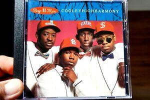 Boyz II Men - Cooley High Harmony  - CD,  VG
