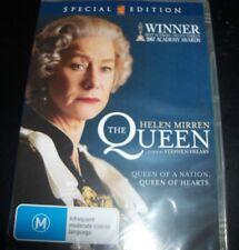 The Queen (Helen Mirren) (Australia Region 4) DVD – New