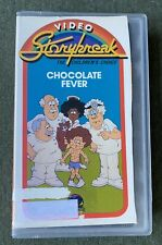 Video Storybreak The Children's Choice Chocolate Fever VHS Playhouse Video 1989