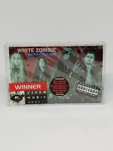 White Zombie Astro-Creep 2000 new cassette Geffen GEFC-24806 USA 1995