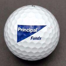 Principal Funds Logo Golf Ball (1) Titleist Pro V1 PreOwned