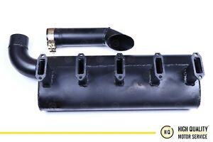 Exhaust Silencer For Deutz 02160569, 912, 913, 914, 5 Cylinder