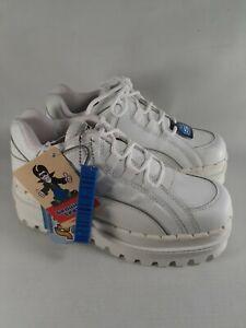 Deadstock authentic Vintage skechers Jammers temp platform sneakers sz 6 men