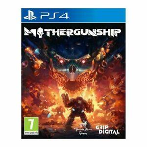 Mothergunship (PS4)  BRAND NEW SEALED
