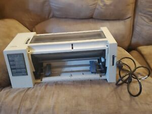 dot-Matrix Printer IBM Lexmark 2380 Plus Works