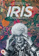 Iris - NEW DVD - Iris Apfel, Kanye West