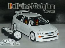 1/43 IXO Ford Escort Cosworth Rally Spec 1994 Bianco White Blanche MDCS025