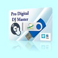 DJ Software mp3 alternative to Seratom Traktor VIRTUAL DJ WINDOWS 10 Mac USB