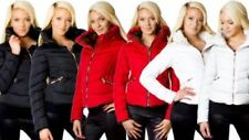 Faux Fur Outdoor Quilted Coats & Jackets for Women