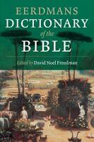 Eerdmans Dictionary of the Bible, Paperback by Freedman, David Noel (EDT); My...