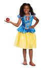 Snow White Classic Girls Toddler Disney Princess Halloween Costume-3T4T