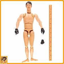 SWAT Takeshi Yamada - Nude Figure - 1/6 Scale - DID Action Figures