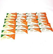 25 Bulletproof Collagen Protein Bars Lemon Cookie Vanilla Shortbread Exp 8/20