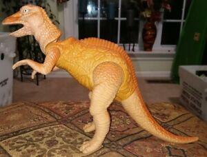 Vintage 1987 Playskool Definitely Dinosaurs Anatosaurus Figure Toy