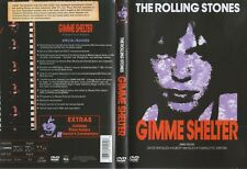 THE ROLLING STONES - GIMME SHELTER . . . . . DVD