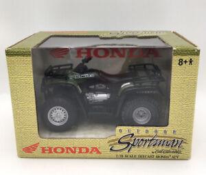Ertl Collectibles Outdoor Sportsman 1/18 scale Honda Rancher ATV 4-wheeler