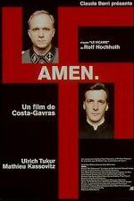 Amen de Costa-Gavras - DVD Neuf sous Blister