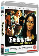 EMANUELLE AND THE LAST CANNIBALS - Blu Ray Disc -