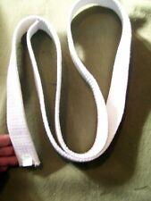 White Belt Size 2 Martial Arts Karate Tae Kwon Do Judo Kendo