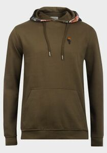 Men's Independent Leaders Raw Edge Hoodie Size S