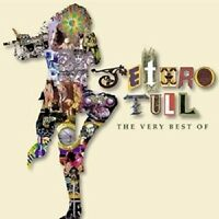 "JETHRO TULL ""THE VERY BEST OF JETHRO TULL"" CD NEUWARE"