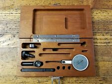 VINTAGE Machinist Tools BESTEST Dial Indicator & Accessories  BROWN SHARPE ☆USA