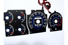 Ford Probe I design 2 glow gauges dials plasma dials kit tacho glow dash shift i