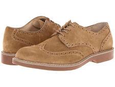 New G.H. Bass & Co. PEMBROKE Suede Men Shoes Size 10.5
