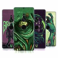 HEAD CASE DESIGNS ZOMBIES HARD BACK CASE FOR SONY PHONES 1
