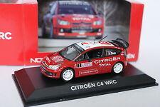 Norev 1/43 - Citroen C4 WRC Rallye Monte Carlo 2008