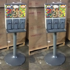 2 NEW Vendstar 3000 Vend 3 Candy Vending Machines w/Locks+Keys Best Deal on eBay