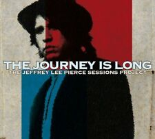 JEFFREY LEE SESSIONS PROJECT,THE/VARIOUS PIERCE - THE JOURNEY IS LONG  CD NEW+