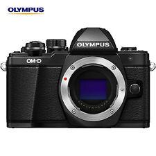 Olympus OM-D E-M10 Mark II Mirrorless Digital Camera / Body Only / Black