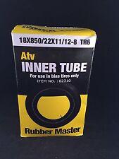 Nuevo en Caja Goma Master Atv Tubo Interior 18 X 850/ 22x11/ 12-8 Tr6