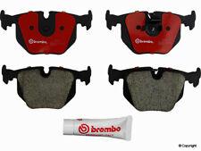 Disc Brake Pad Set-Brembo Rear WD Express 520 06830 253