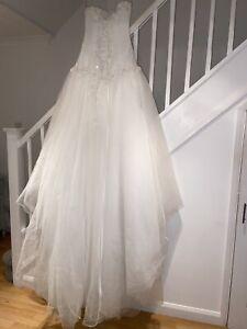 Maggie Sottero Stunning Wedding Dress Size 8