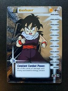 Gohan LV 2 194 | Trunks Saga Hi Tech Foil 20 of 20 | Personality NM