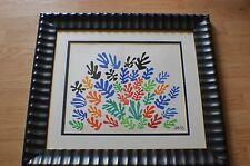 "Henri Matisse "" La Gerbe "" Original Lithograph 1st Edition Printed by Mourlot"